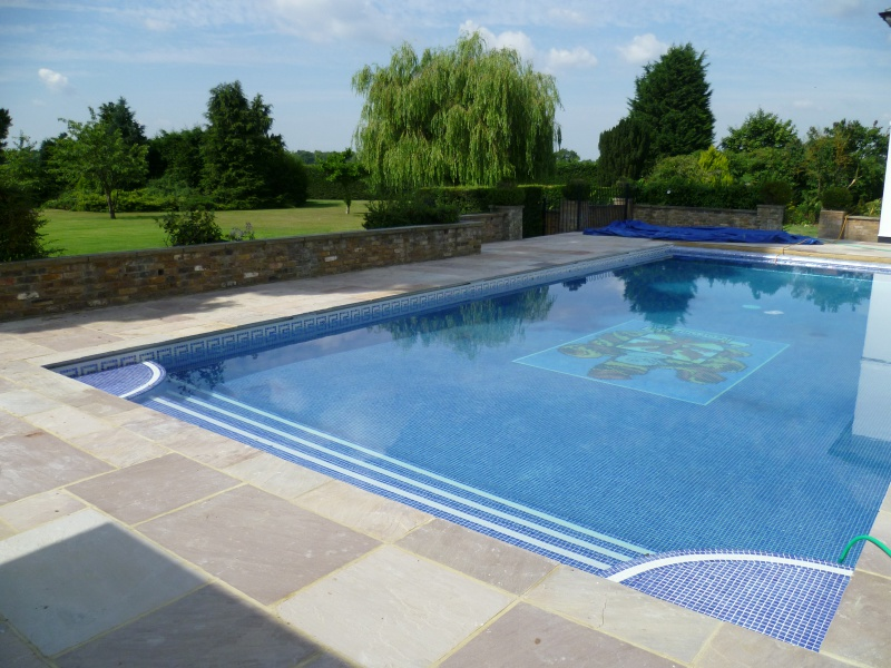 coping and pool surrounds ascot pools swimming pool construction berkshire surrey