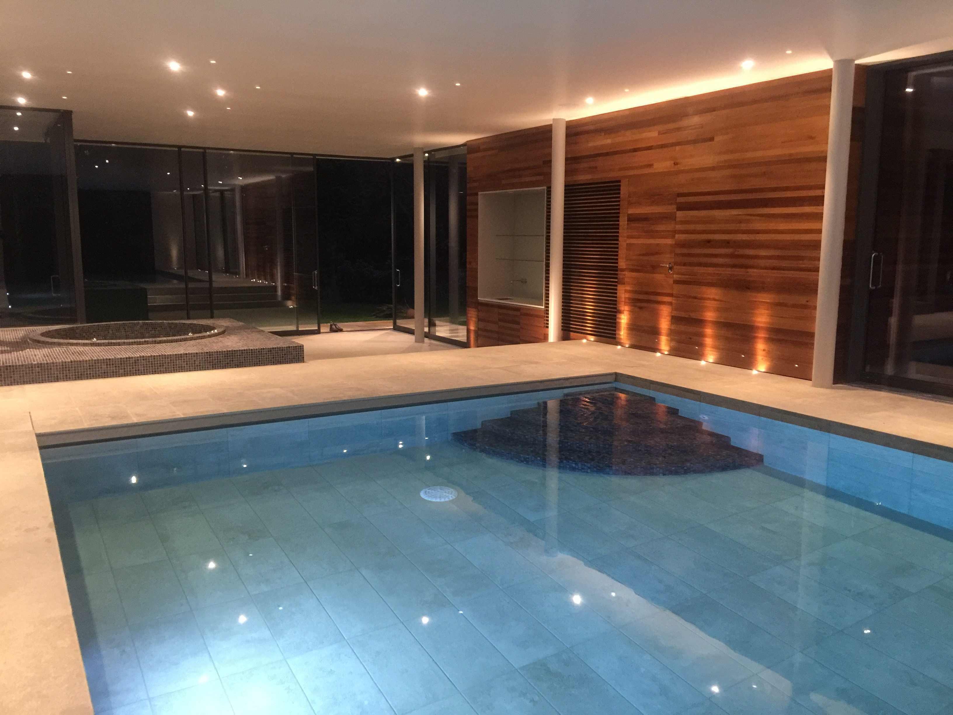 Concrete Pool Construction | Ascot Pools - Swimming Pool ...