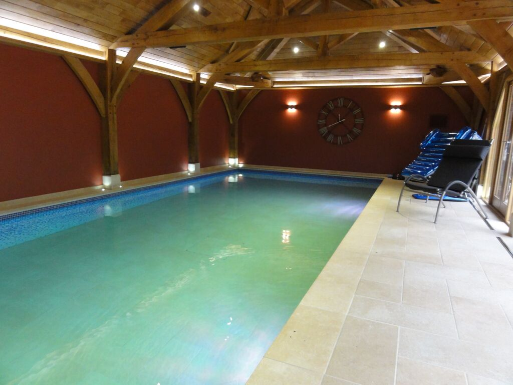 New indoor tiled pool windsor berkshire ascot pools - Hotels in windsor uk with swimming pool ...