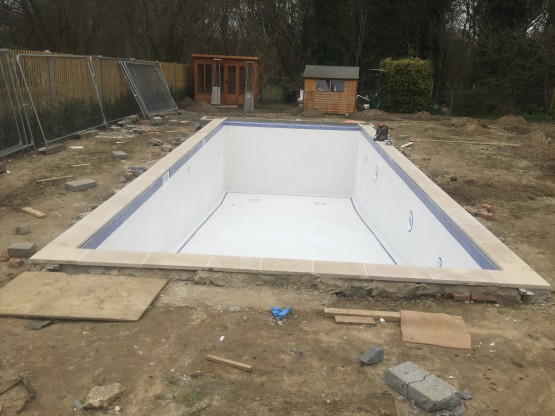 Tiling and coping complete